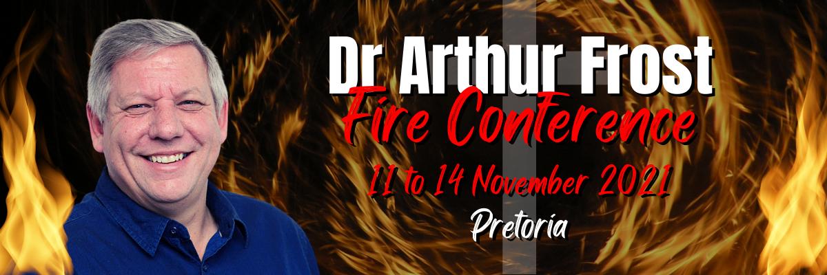 Fire Conference - 11 to 14 Nov 2021 - Pretoria
